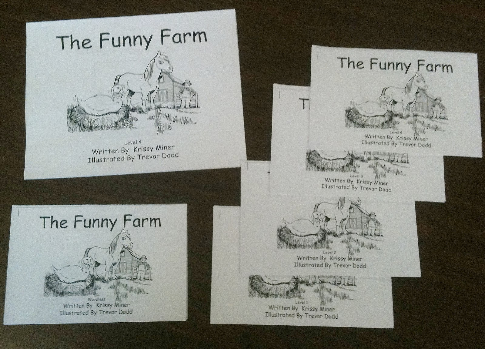 It is an image of Striking Free Printable Decodable Books for Kindergarten