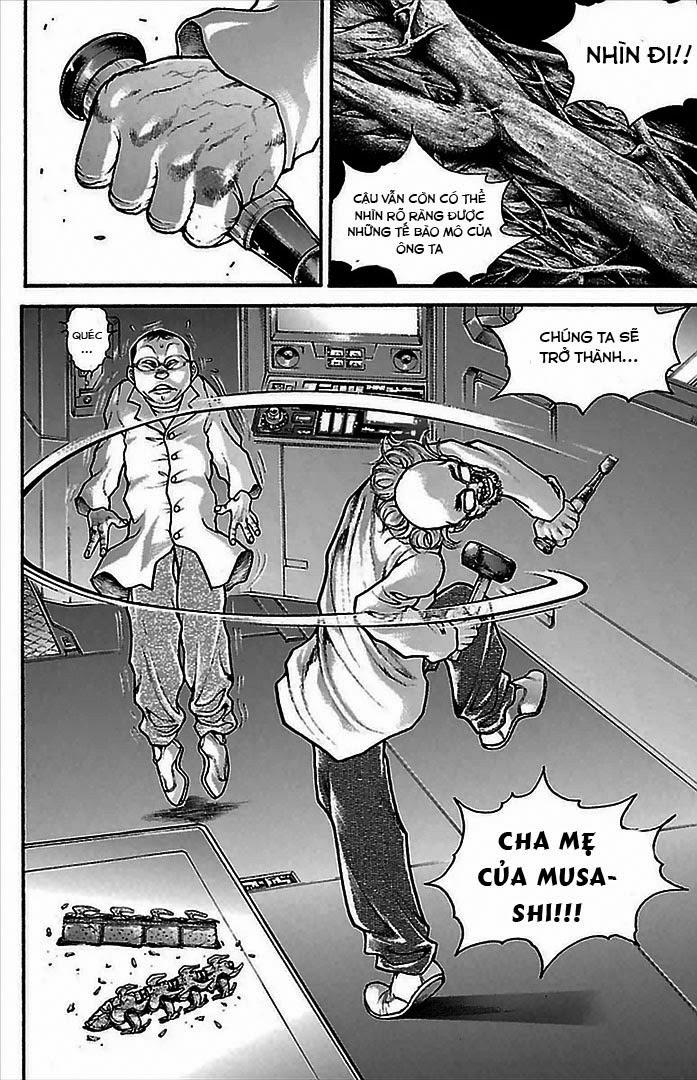 Baki Dou chap 7 Trang 23 - Mangak.info