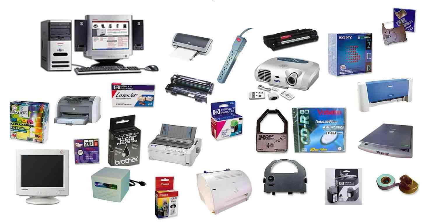 venta de material electronico: