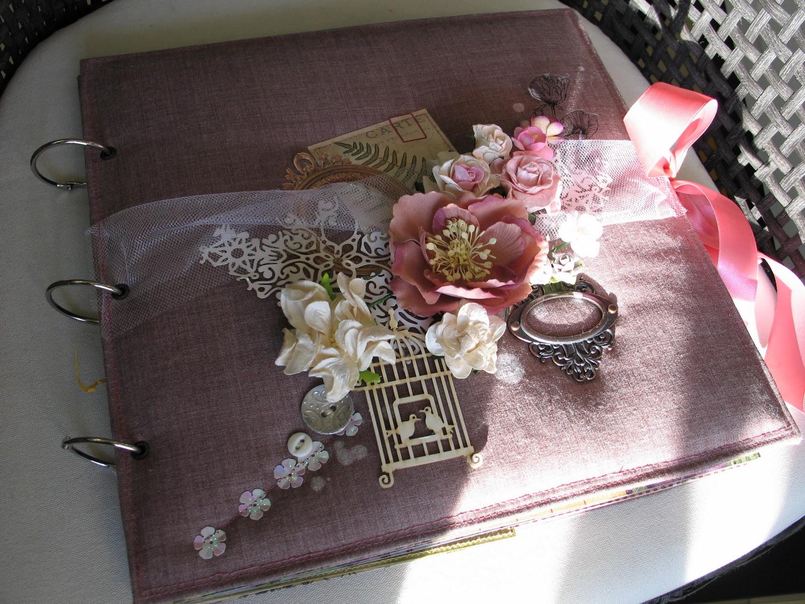Красивый свадебный альбом своими руками фото