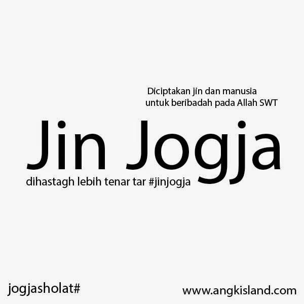 jin jogja