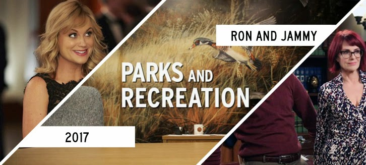 Parks and Recreation - 2017 & Ron & Jammy - Review