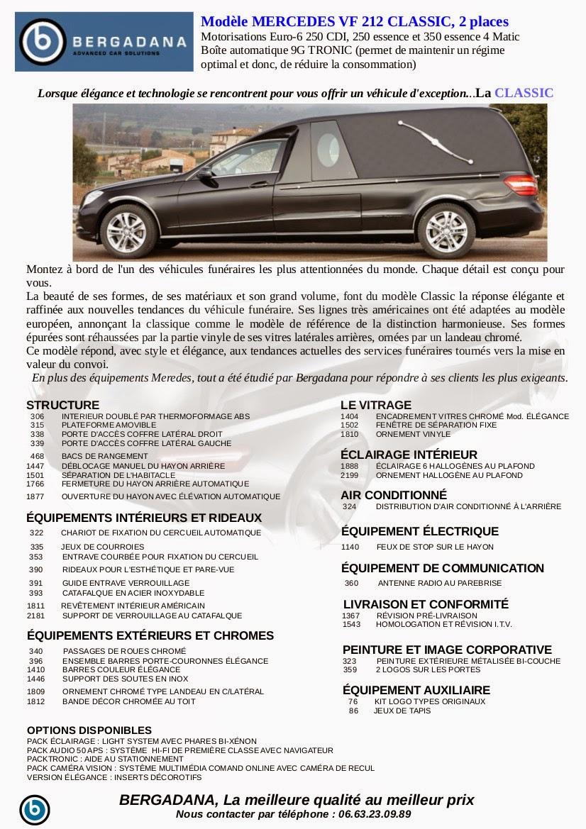 Corbillard limousine CLASSIC