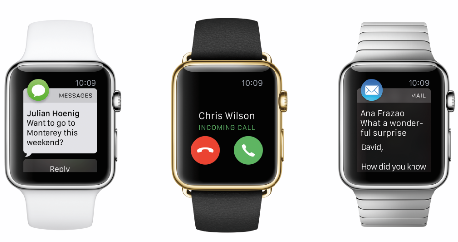 Apple Watch Sport,  Apple Watch Edition, Plain Apple Watch