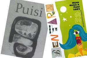 Dua Puisi dalam Dua Blog