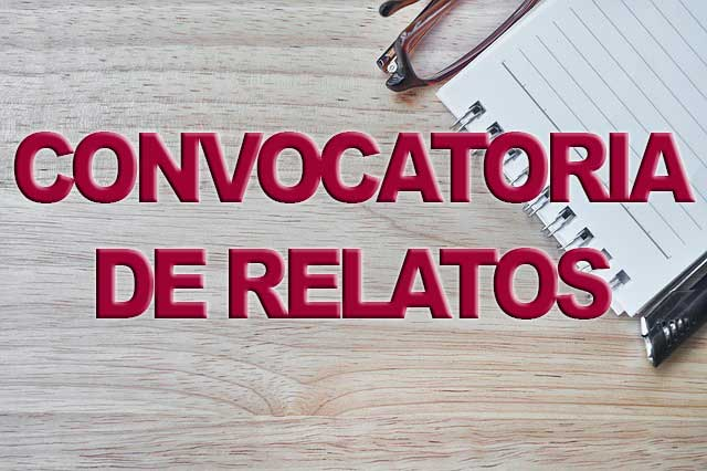 3ra CONVOCATORIA DE RELATOS