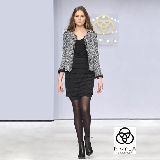 Crown Princess Victoria - MAYLA AW14 Korova Collection