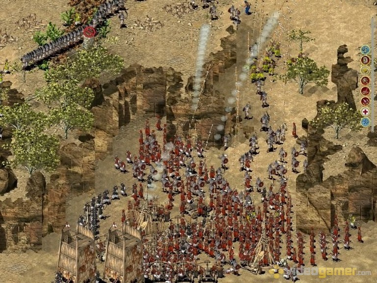Stronghold Crusader Extreme Game ScreenShots