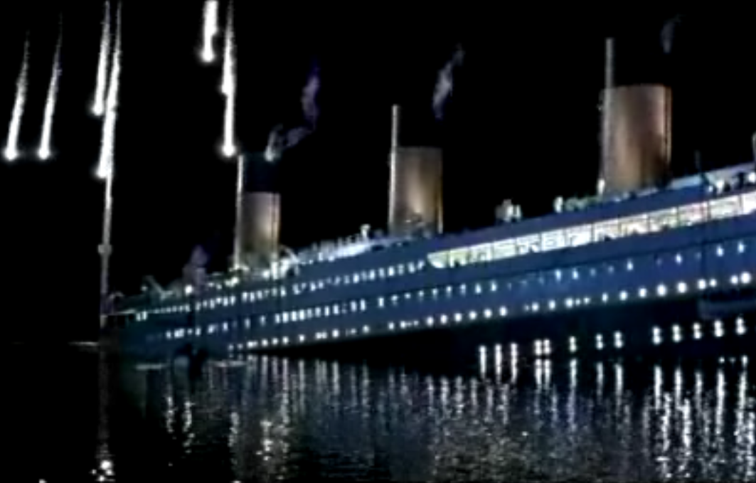 how to become a titanic historian