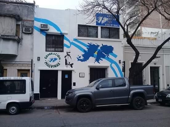 SEDE DE EX COMBATIENTES DE MALVINAS  EN ROSARIO