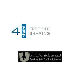 4sharedmp3 - Download Lagu Terlengkap dan Tercepat