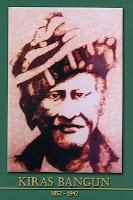 gambar-foto pahlawan nasional indonesia, Kiras Bangun
