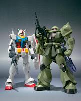 Robot Damashii (Side MS) Zaku II