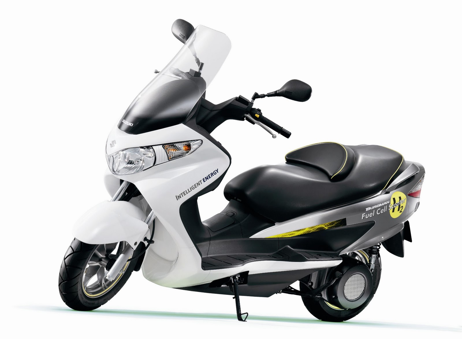 This became the first scooter