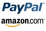 Es posible comprar en amazon usando Paypal pero no directamente.