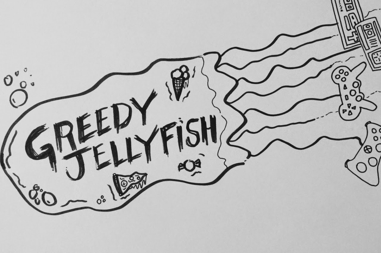 Greedy Jellyfish