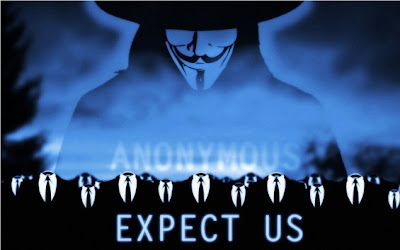 anonymous penggodam laman web Malaysia