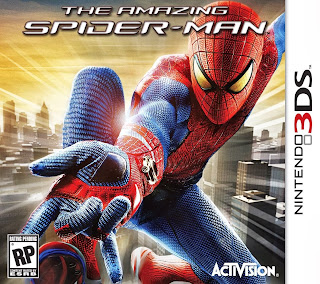 The Amazing Spiderman (3DS USA)
