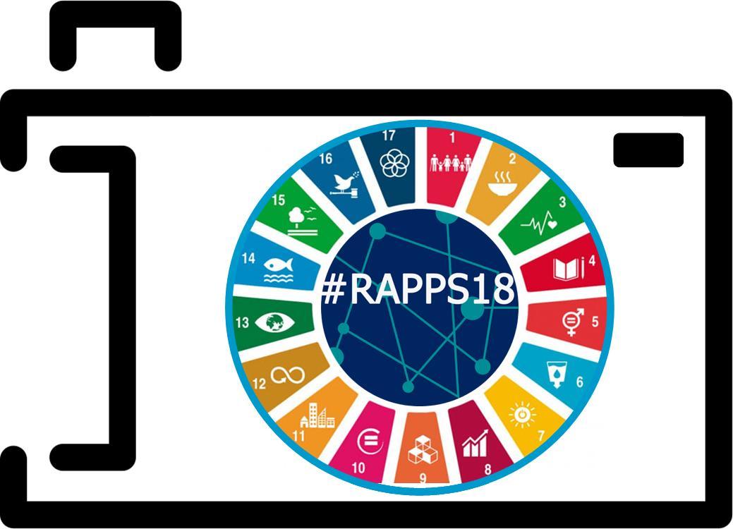 VXII Jornada #RAPPS18. Salud Comunitaria y Sostenibilidad
