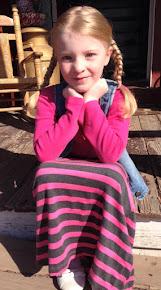 Sadie (age 6)