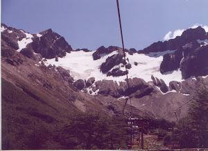 Glaciar Martial Tierra del Fuego