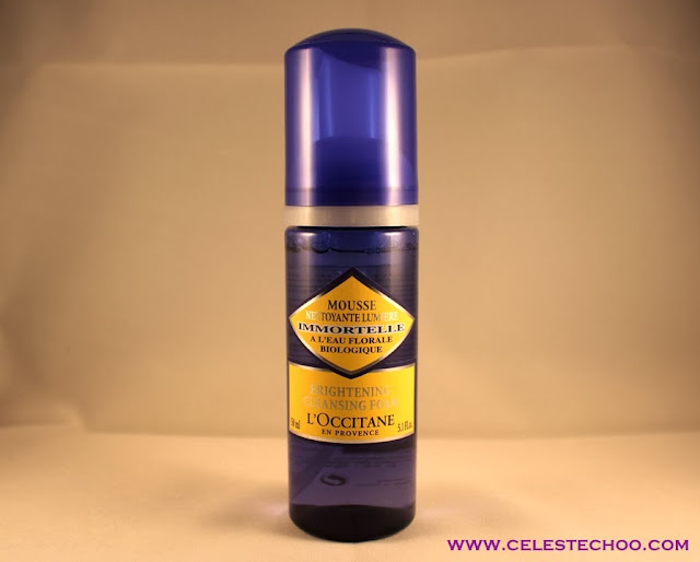 l'occitane immortelle brightening