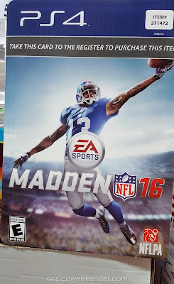 Play football without having to take a hit with Madden 16