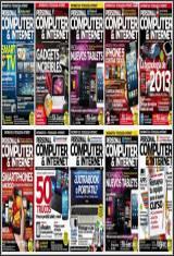 Recopilación Revistas Personal Computer & Internet Enero-Junio/2013