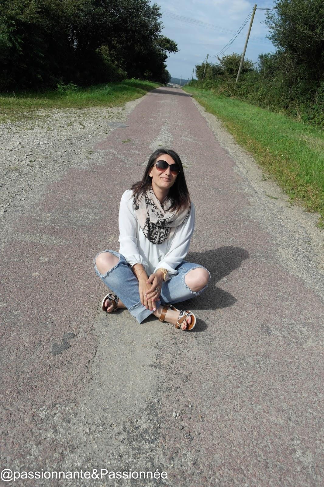 sur les routes de Normandie