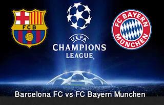 Dipermalukan di Kandang, Barcelona dibantai 0-3 oleh Muenchen