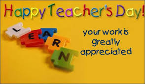 Contoh Ucapan Selamat Hari Guru