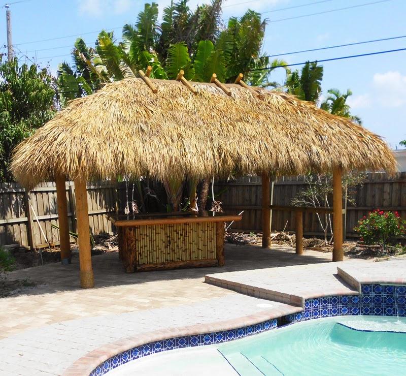 Tiki Hut Restaurant: Build A Natural Tiki Bar In Your Backyard For Enjoyment