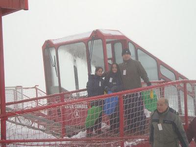 Funicular do Cerro Otto - Bariloche - Argentina