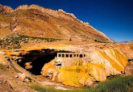 PUENTE DEL INCA (Pcia Mendoza) ARGENTINA