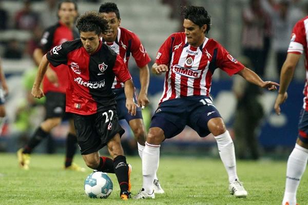 Atlas vs Chivas Guadalajara En Vivo 2012 Online