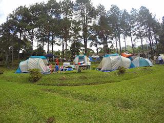 Barragens´s Camping Visconde de maua