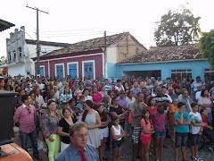 POPULAÇÃO DE SANTA LUZIA DO NORTE -AL