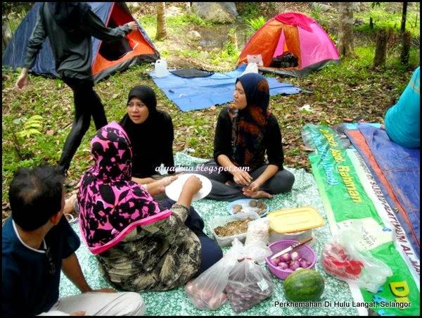 Camping Hulu Langat