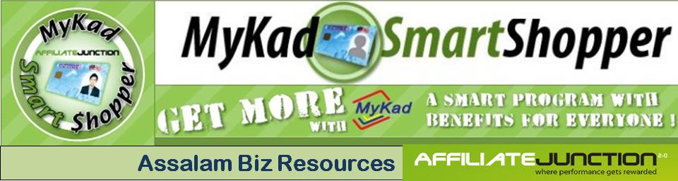 Assalam MyKad Smart Shopper