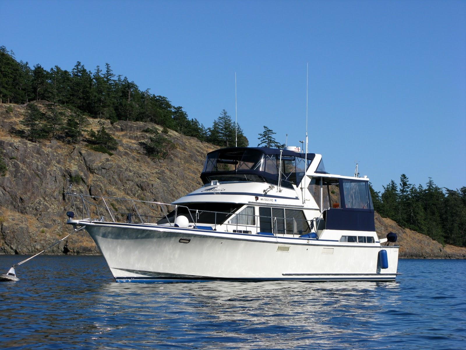 44 Tollycraft Sundeck Motor Yacht Adagio 174 950