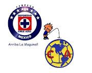 América se topará con el Cruz azul de verdad (cruz azul)