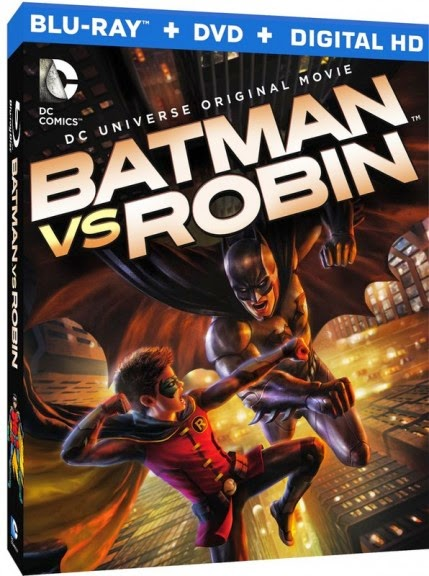 Batman vs Robin 2015 1080p BRRip 6CH x264-ShAaNiG