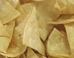 tortilla chips jagung