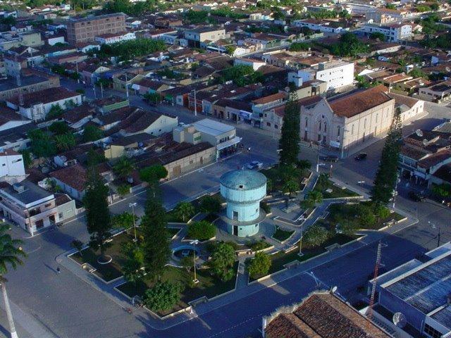 cidade de Solânea pb
