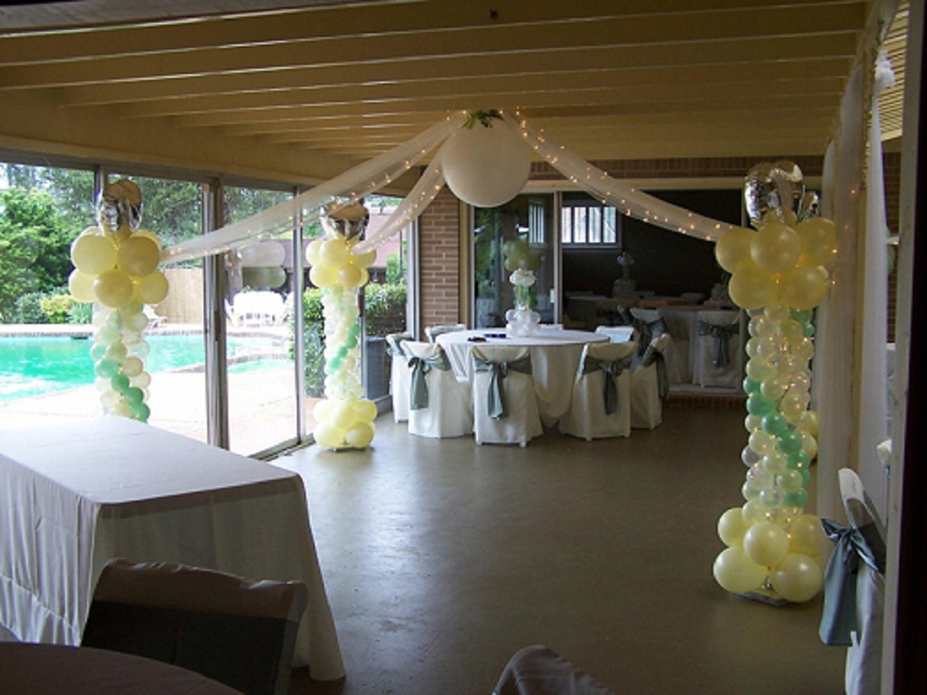 decoraci n de la boda al aire libre 2013 ideas On decoracion de la pared al aire libre para el hogar