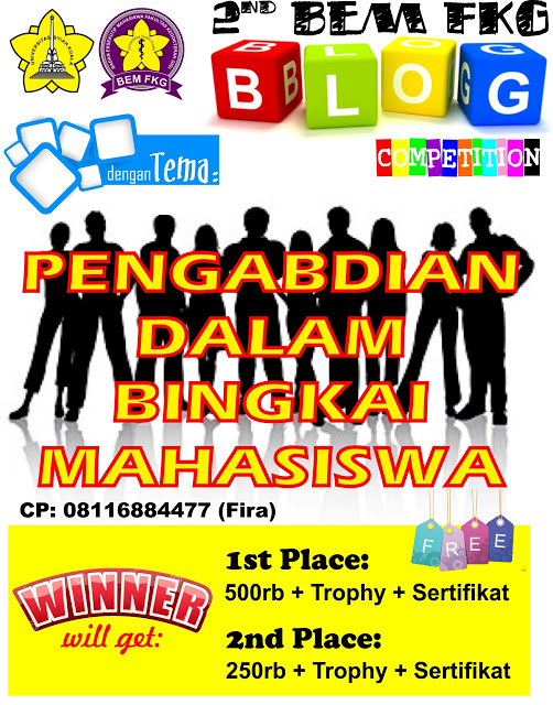 FKG Blog's Competition