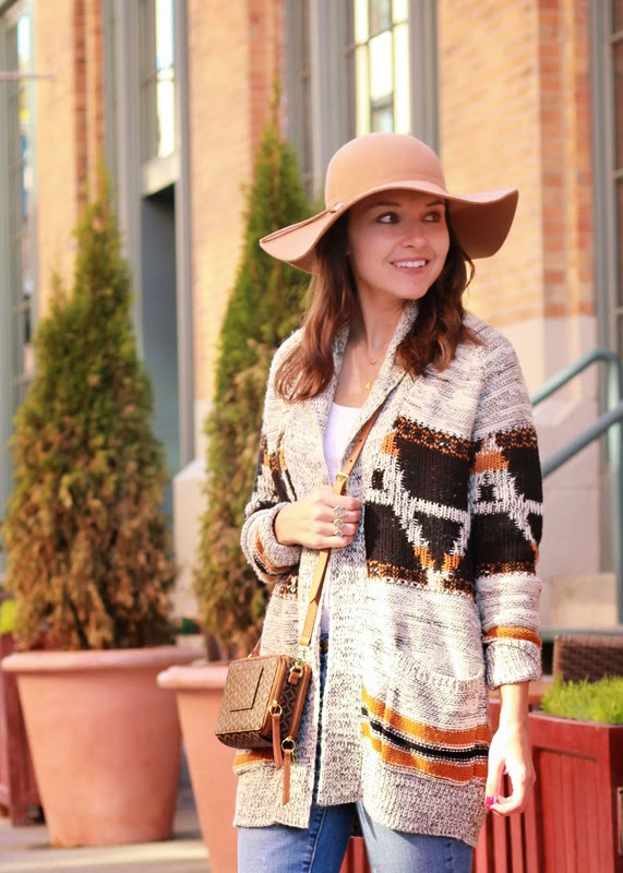 The Steele Maiden: Relaxed weekend style