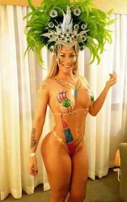 Vejam As Fotos Proibidas Do Carnaval
