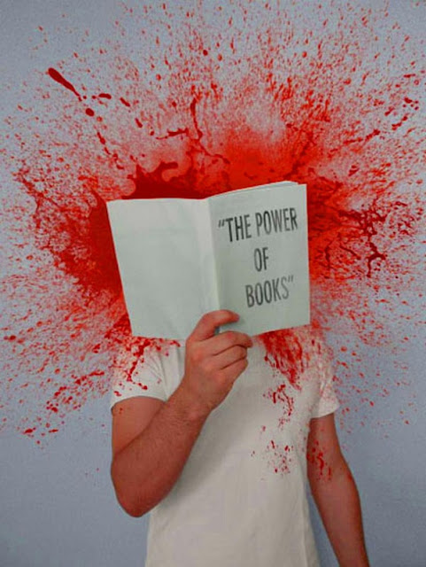 LA FOTO DE HOY: The power of books