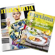 Das Mädel vom Land im Gourmet Extra der maxima!